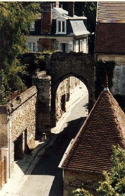 Porte de Nointel deClermont de l'Oise