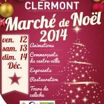 Marché de Noël 2014 - Clermont (Oise)