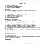 Conseil Municipal du 9 avril 2015 - Ordre du jour - Clermont (Oise)