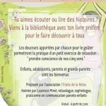 Bibliothèque : rencontre relaxante autour de la lecture, jeudi 10 juillet 2014 - Clermont Oise
