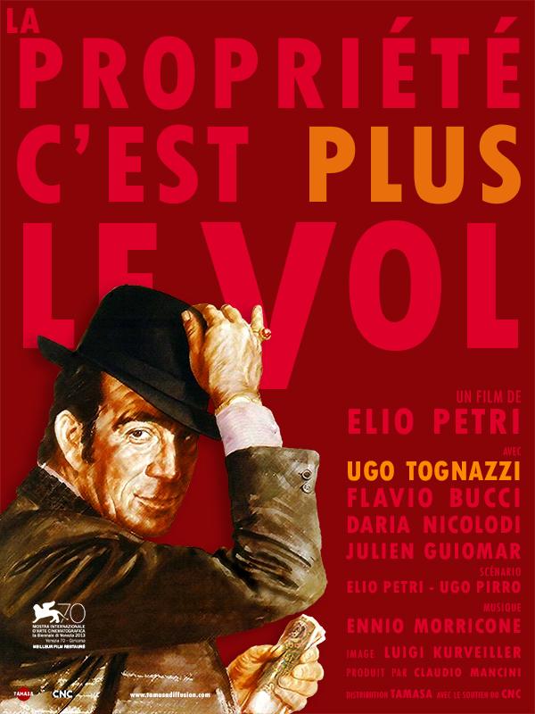 Les toiles du lundi avec Cinéclap : La Propriété, c'est plus le vol, lundi 12 mai - Clermont Oise