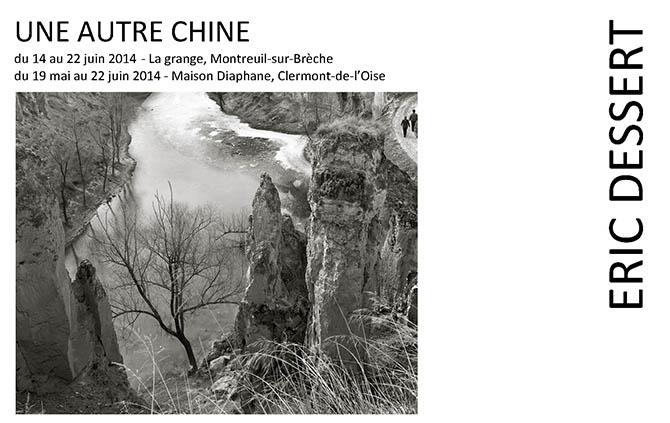 """Exposition """"une autre Chine"""" d'Éric Dessert, du 19 mai au 22 juin 2014 - Clermont Oise"""