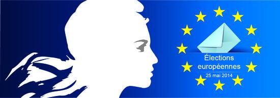 Européennes 2014 - 25 mai - Résultats pour la ville de Clermont - Clermont Oise