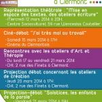 """Semaine d'information sur la santé mentale - Projection-débat """"Solstices, les enfants de la parole"""", vendredi 21 mars 2014 - Clermont Oise"""