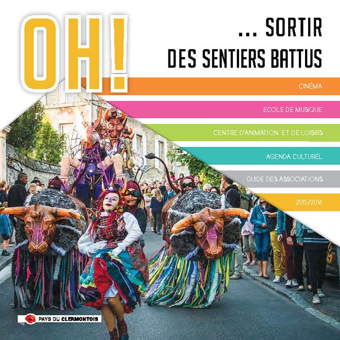 """CAL : """"Oh! """" Inscrivez-vous aux ateliers et spectacles 2015-2016 - Clermont Oise"""