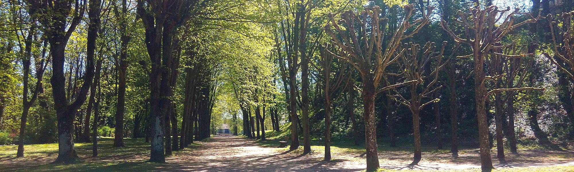 Parc du Châtelier de Clermont de l'Oise