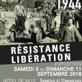 EXPOSITION : CLERMONT 1940-1944 : RÉSISTANCE LIBÉRATION