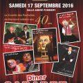 Le Comité des Festivités de Clermont célèbre ses 40 ans, samedi 17 septembre 2016