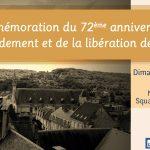 72ème anniversaire du bombardement et de la libération de Clermont