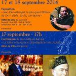 Exposition « Jean-Pierre Rampal, le plus grand flûtiste du XXème siècle : sa vie, son oeuvre »