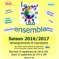 Sawa Ensemble - Rentrée des activités - septembre 2016