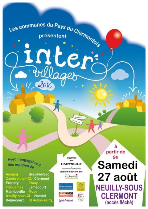 11ème Intervillages du Clermontois - Edition 2016