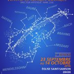 Les Rencontres Musicales de Clermont – Festival de musique classique – 2ème édition