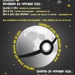 La nuit du jeu vidéo - 2ème édition, vendredi 14 et samedi 15 octobre 2016