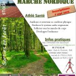 Marche Nordique par l'Athletic Club Clermontois, inscription septembre 2016