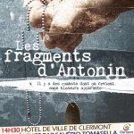 Conférence Ciné-débat : les fragments d'Antonin, samedi 12 novembre 2016