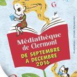Médiathèque de Clermont : programme des activités de septembre à décembre 2016