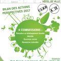 Le Conseil Local de Développement Durable - CLDD - de Clermont vous propose de découvrir une exposition présentant le bilan des actions réalisées en 2016 et des perspectives pour 2017.