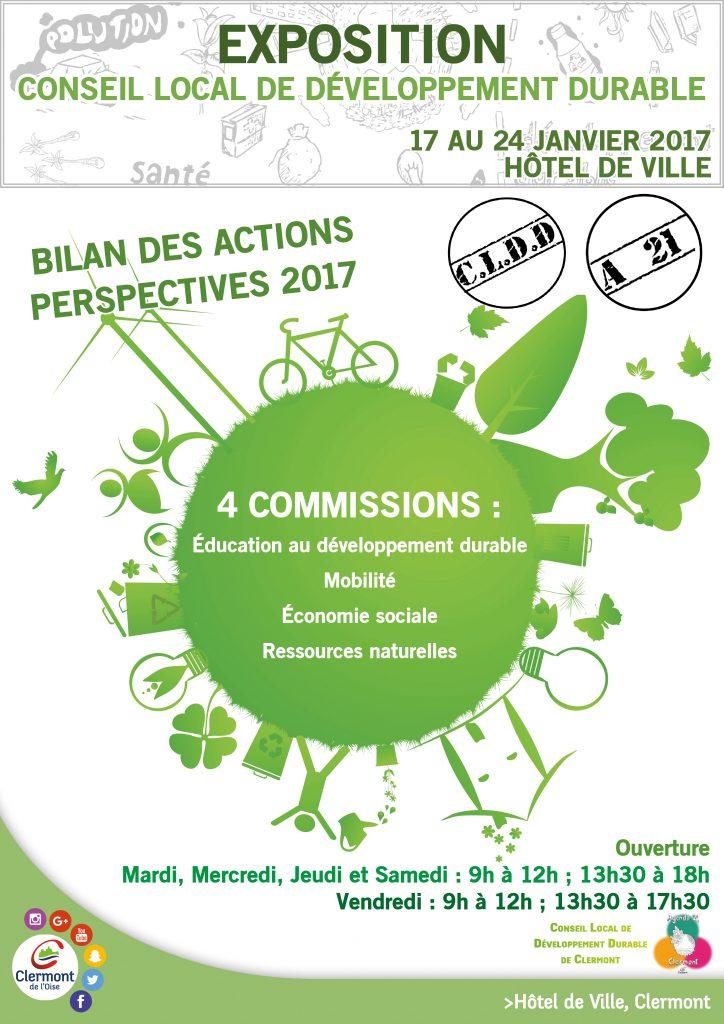 Cldd exposition bilan 2016 et perspectives 2017 du mardi 17 au mardi 24 janvier 2017 site - Pacte energie solidarite 2017 ...